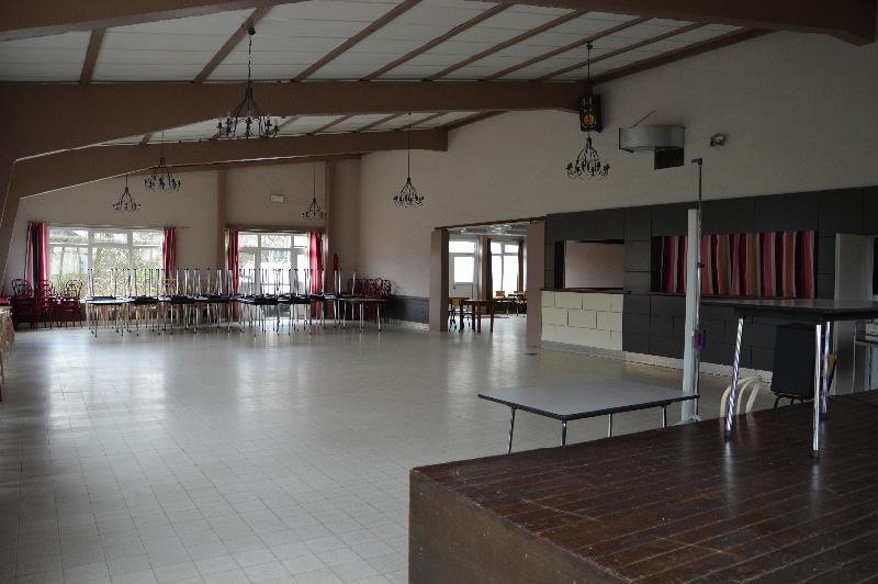 Grande salle Hamipré